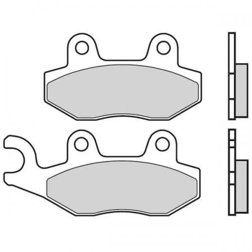 Brembo Brake Pad Carbon Ceramic Scooter