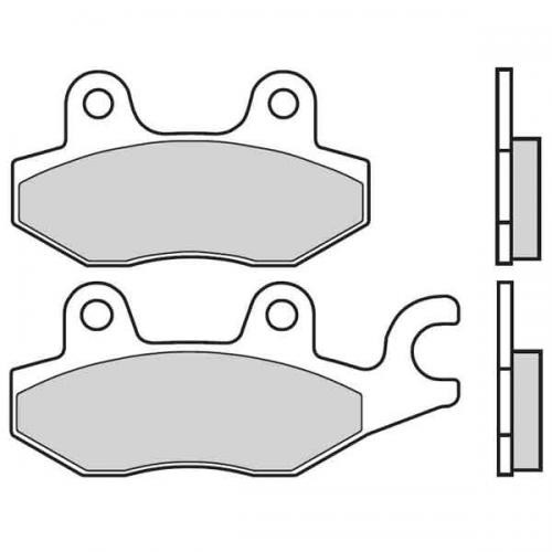 Brembo Brake Pad Carbon Ceramic
