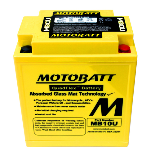 Battery Motobatt MB10U (14,5Ah)