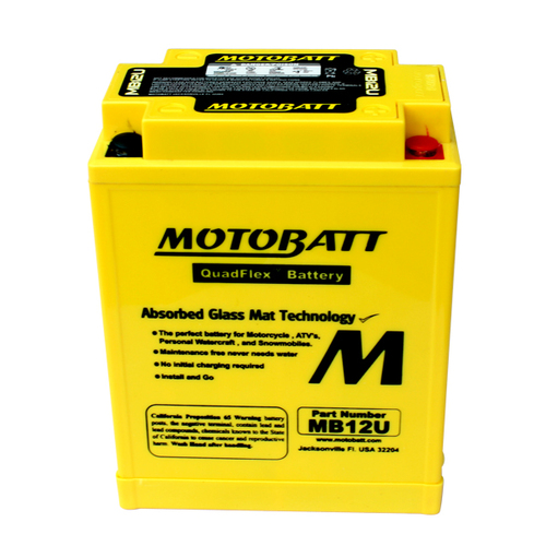 Battery Motobatt MB12U