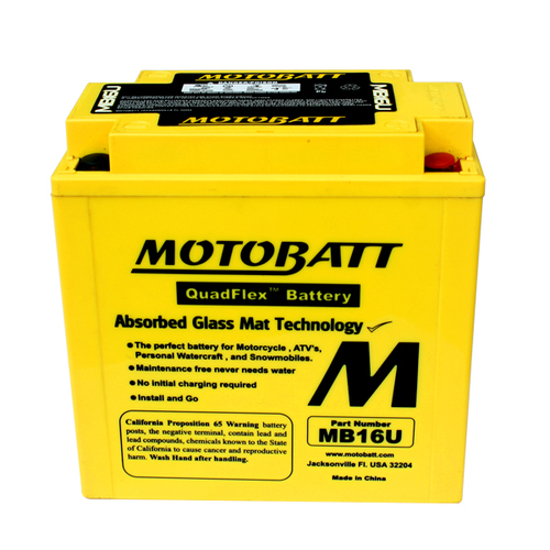Battery Motobatt MB16U (20Ah)