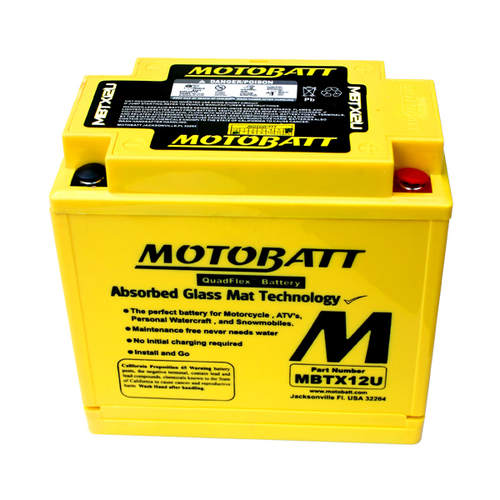 Battery Motobatt MBTX12U (14Ah)
