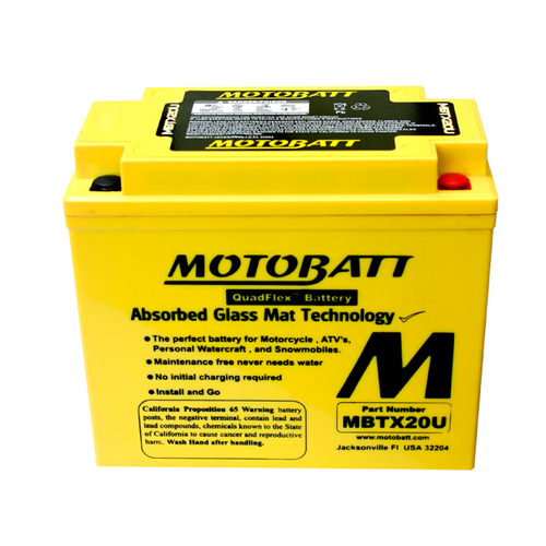 Battery Motobatt MBTX20U (21Ah)
