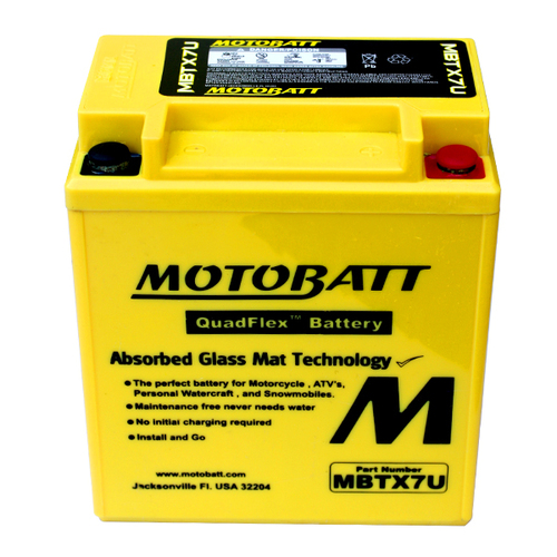 Battery Motobatt MBTX7U (8Ah)