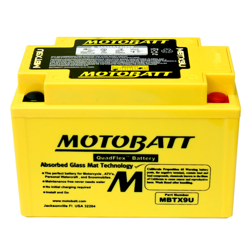 Battery Motobatt MBTX9U (10,5Ah)