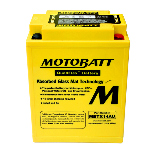 Battery Motobatt MBTX14AU (16,5Ah)