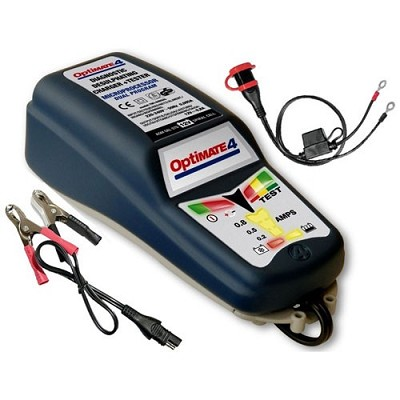 Battery Charger Optimate 4 Dual (Can Bus)
