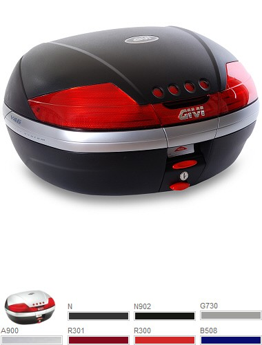 GIVI V46 Top Box Monokey