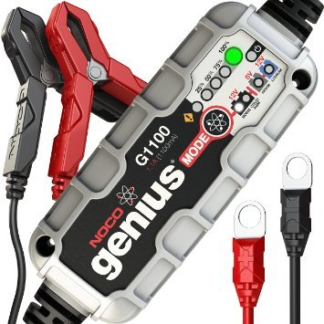 Genius G1100 Battery Charger