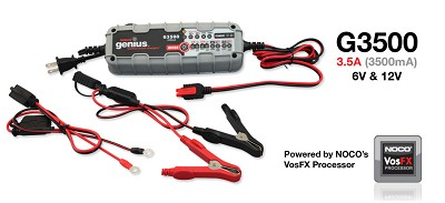 Battery Charger Genius G3500 Battery Charger