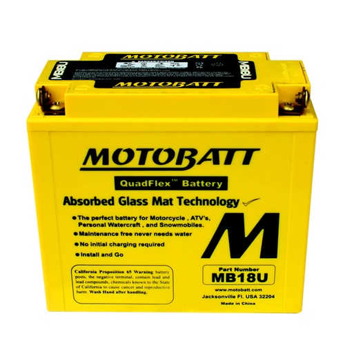 Battery Motobatt MB18U