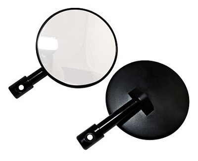 Handlebar end Mirrors (set)