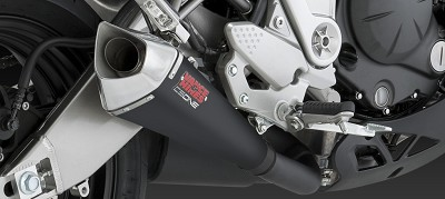 Vance & Hines Exhaust CS-ONE TAPERED SLIP-ON BLACK