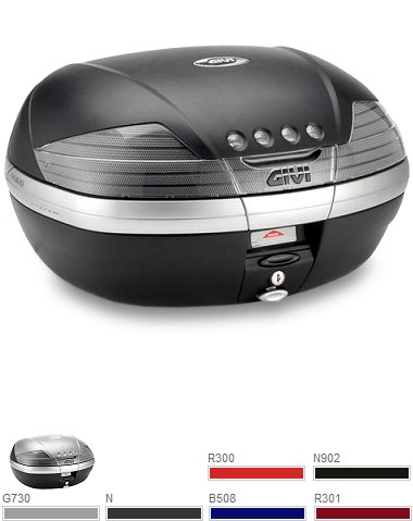 GIVI V46 Tech Top Box Monokey