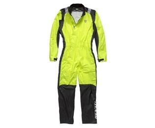 Revit Rain Suit Pacific H2O - Black-Neon Yellow S