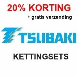 Tsubaki 20% - Groot