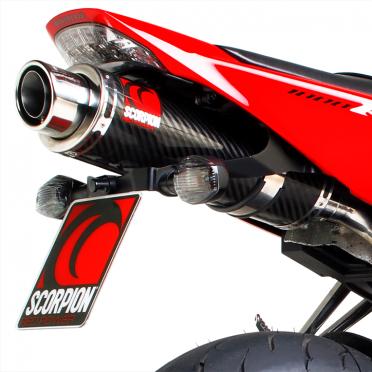 Stealth CBR 1000 RR Rear